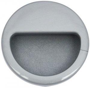Ручка врезная GIFF MD6131 серый