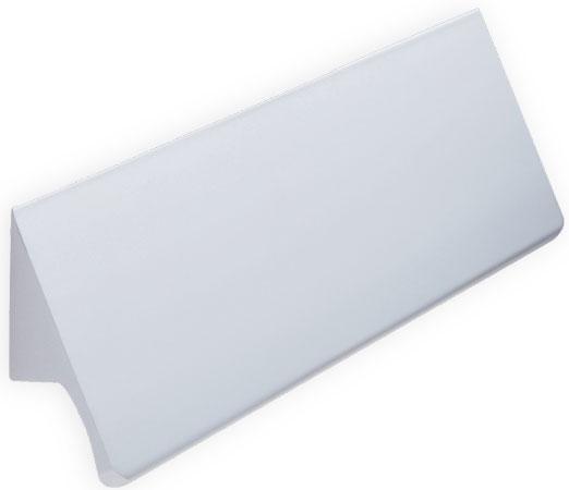 Ручка профильная GIFF 1/250/128 алюминий