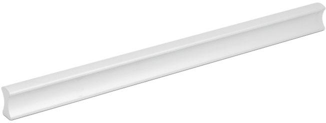 Ручка профильная GIFF UA03C00/160 алюминий