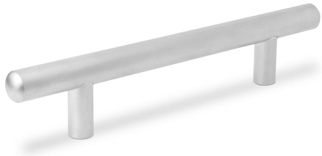 Ручка релинговая GIFF RE1008/96 L=156 RS матовый хром