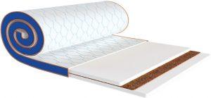 Ортопедический матрас Flex Kokos из серии Sleep&Fly Mini
