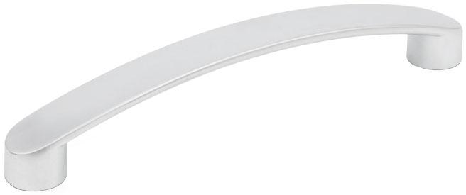 Ручка скоба GIFF UU7108/128 матовый хром