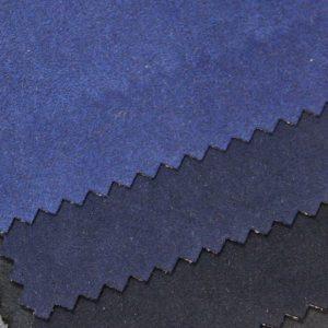 Синяя Alcantara