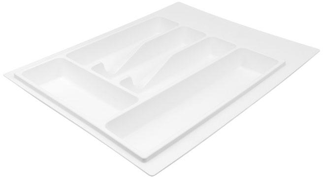 Лоток для столовых приборов Volpato 390×490 белый