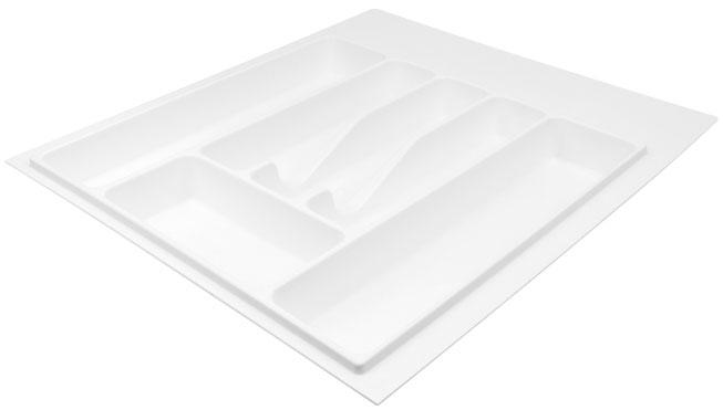 Лоток для столовых приборов Volpato 440×490 белый