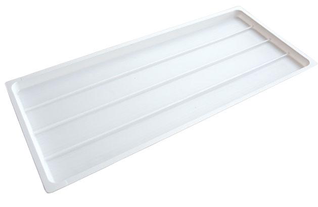 Поддон к посудосушителю Giff 400 (белый)