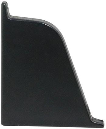 Заглушка левая для плинтуса Rehau 118 (в ассортименте)