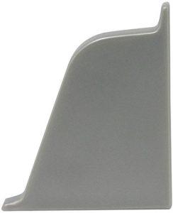 Заглушка правая для плинтуса Rehau 118 (в ассортименте)