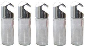 Комплект баночек для специй к трубе-рейлингу d=16 REJS