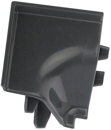 Уголок внутренний 90° для плинтуса Rehau 118 (в ассортименте)