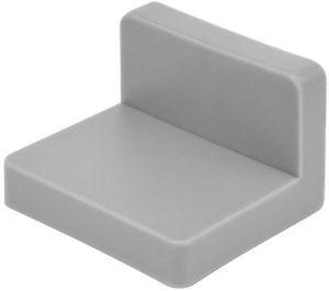 Уголок мебельный монтажный с пластиковой заглушкой Giff (в ассортименте)