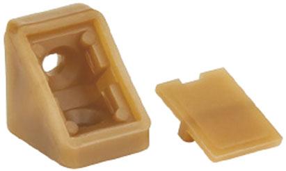 Уголок мебельный одинарный пластиковый Giff (в ассортименте)