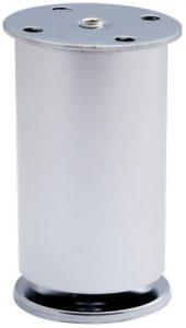 Опора регулируемая цилиндрическая Giff NA11 Т1 Н=100 алюминий