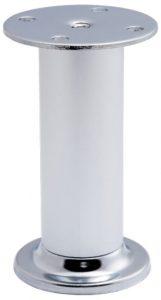 Опора регулируемая цилиндрическая Giff NA10 Т1 Н=150 алюминий